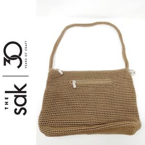 NWOT THE SAK HandCrocheted Hobo Style Shoulder Bag
